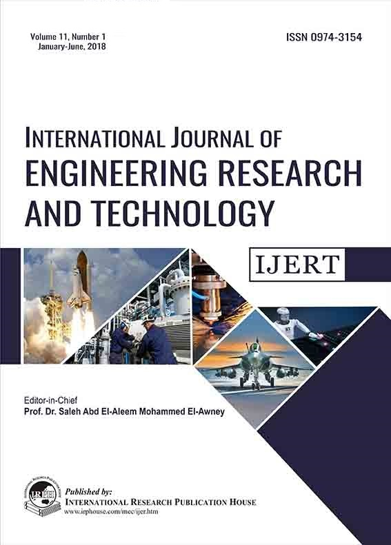 IJERT, International Journal of Engineering Research and